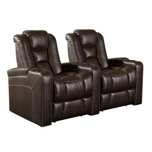 Home Theater 2 Seater Group by Latitude Run
