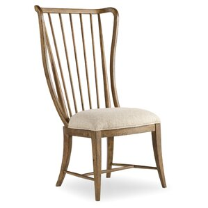 Sanctuary Solid Wood Dining Chair (Set Of 2)