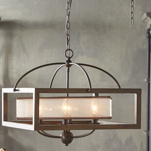 Rustic chandeliers youll love bundoran 6 light candle style chandelier aloadofball Images