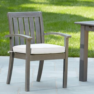 Farmhouse Rustic Outdoor Dining Chairs Birch Lane