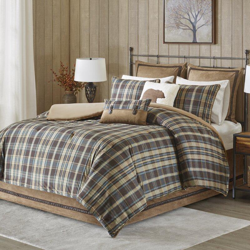 Woolrich Hadley Comforter Set Amp Reviews Wayfair