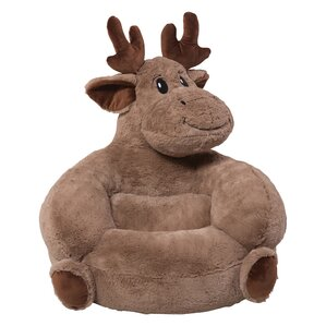 Moose Kids Novelty Chair by Trend Lab