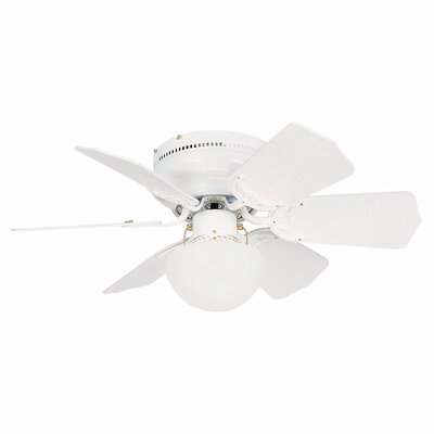 6 Or More Blade Ceiling Fans You Ll Love In 2019 Wayfair