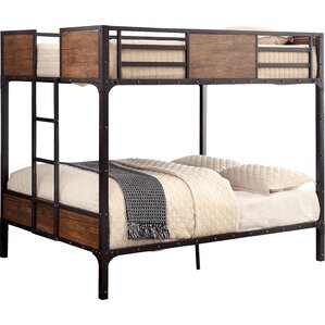 Industrial Bunk & Loft Beds You ll Love