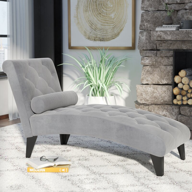 Willa Arlo Interiors Albanese Chaise Lounge & Reviews | Wayfair