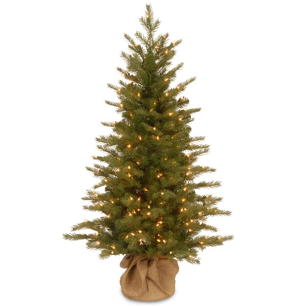 Artificial Christmas Tree Warehouse: National Tree Co. Nordic 4' Green Spruce Artificial