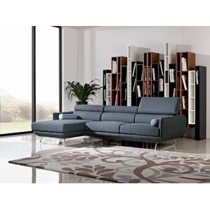 Alsatia Reclining Sectional by Wade Logan