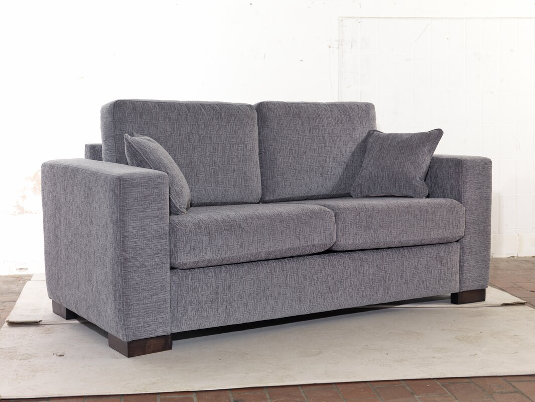 Uk Icon Design French 3 Seater Sofa Bed Reviews