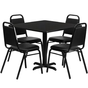 Jazmin 5 Piece Dining Set