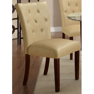 Duplessis Upholstered Dining Chair (Set of 2)