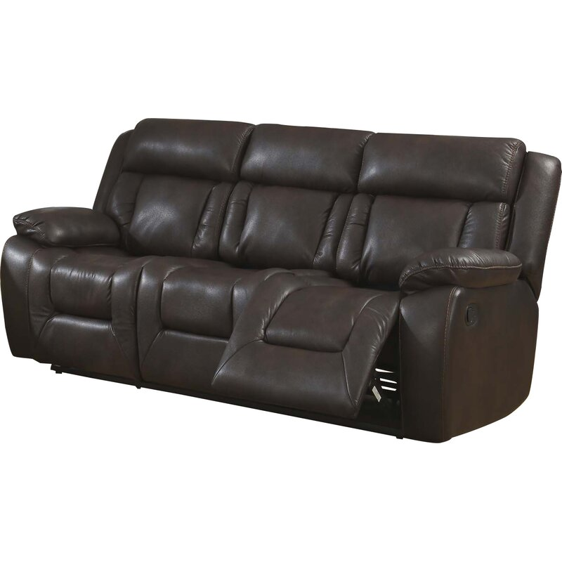 Hudson 3 Seater Reclining Sofa