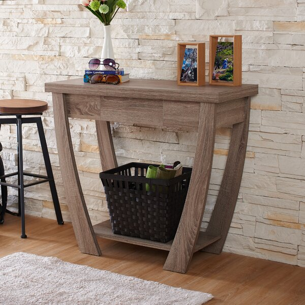 36 Inch Console Table | Wayfair