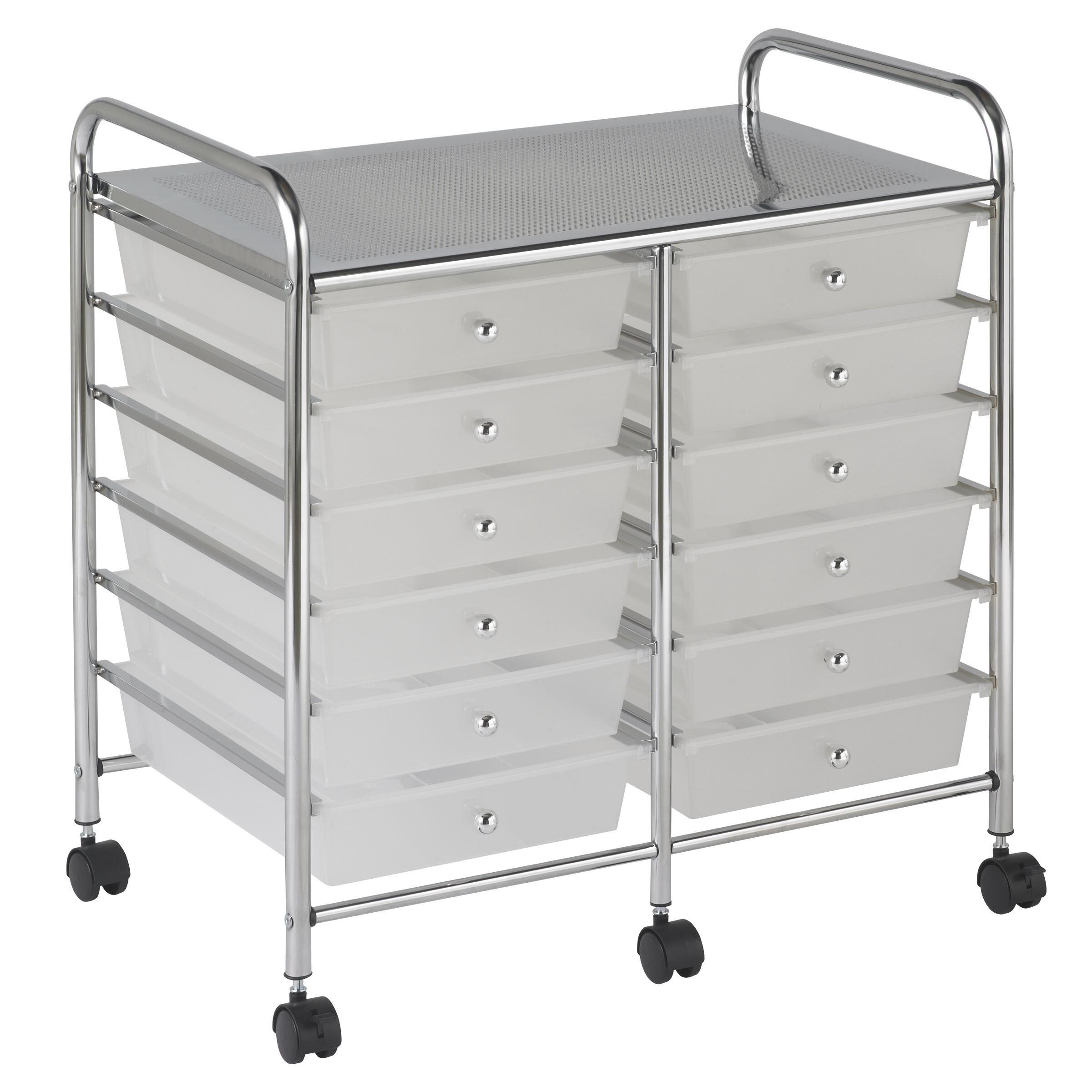 Ordinaire ECR4Kids 12 Drawer Storage Chest U0026 Reviews | Wayfair