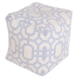 Alaimo Outdoor Pouf by Brayden Studio