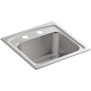 Kohler Toccata Top-Mount Bar Sink with 2 Faucet ..