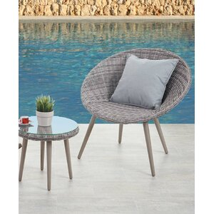 2-Sitzer Loungemöbel-Set Madrid von Hazelwood ..