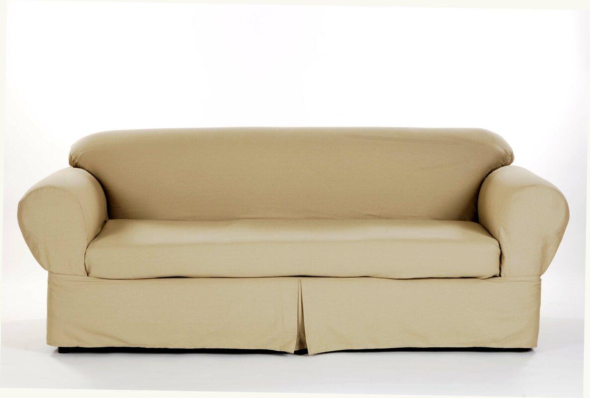 Volkman Cushion Sofa Slipcover