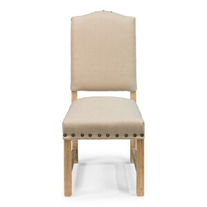 Rudy Upholstered Dining Chair (Set of 4) by Sarreid Ltd