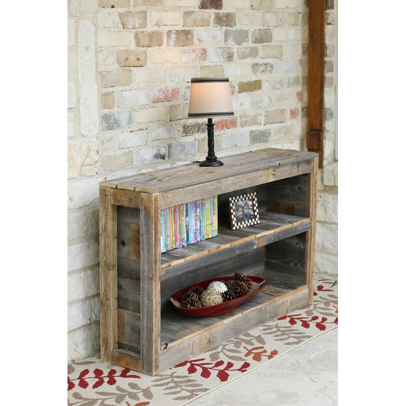 purchase cheap aace4 a1ea2 Messenger Rustic TV Stand for TVs up to 60
