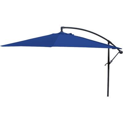 Brayden Studio Trotman 10' Cantilever Umbrella Fabric: Royal