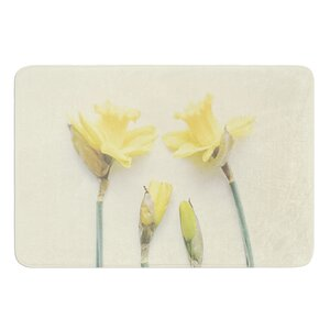 Springtime by Debbra Obertanec Bath Mat