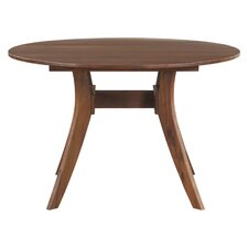 Round Dining Table modern round dining + kitchen tables | allmodern