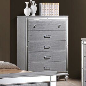 Regents 5 Drawer Chest by Willa Arlo Interiors