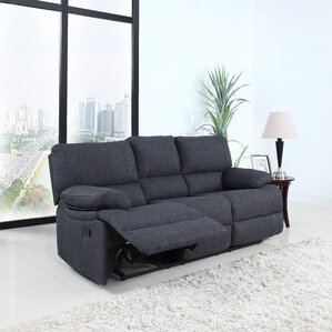 Oversize Reclining Sofa by..