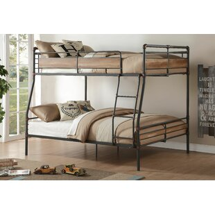 Twin Xl Over Queen Bunk Bed Wayfair