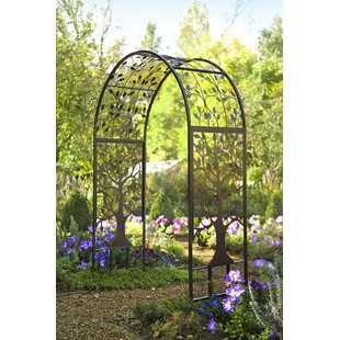 arbor garden. Garden Steel Arbor