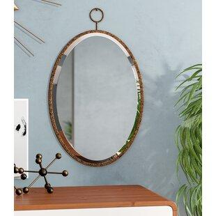 Rustic Bronze Wall Mirror