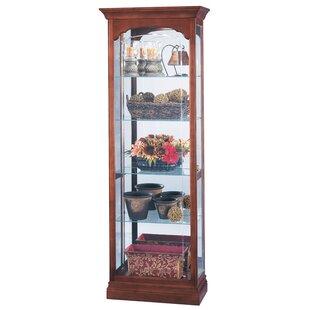 Brickey Curio Cabinet