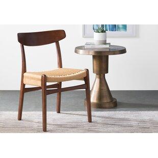 Modern Contemporary Woven Chair Allmodern