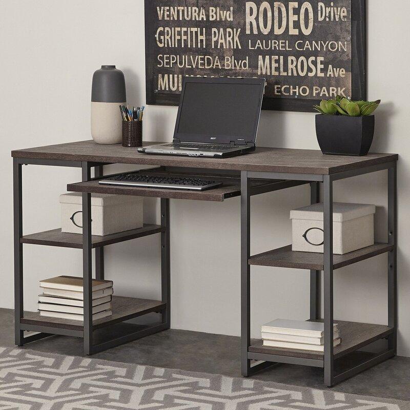 Trent Austin Design Moriann Computer Desk Amp Reviews Wayfair