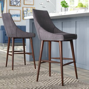 Brilliant Mercury Row Blaisdell 24 Bar Stool Machost Co Dining Chair Design Ideas Machostcouk