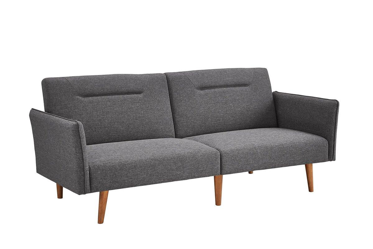 fresno convertible sofa. fresno convertible sofa  reviews  allmodern
