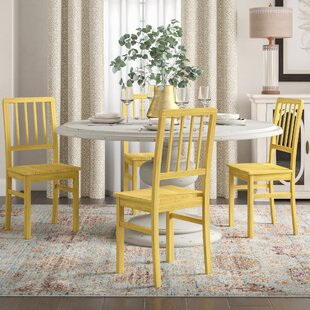 Side Yellow Kitchen Dining Chairs You Ll Love In 2019