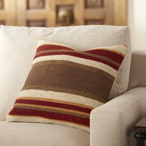 Louise Wool Pillow Cover