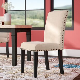 Reagle Upholstered Dining Chair (Set of 2)