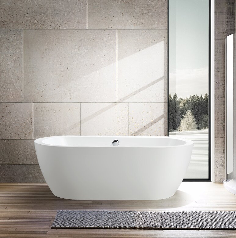 Wonderful Soaking Tubs
