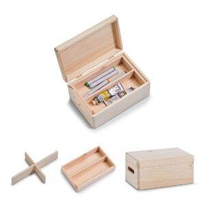 Sortimentskasten aus Holz von Caracella