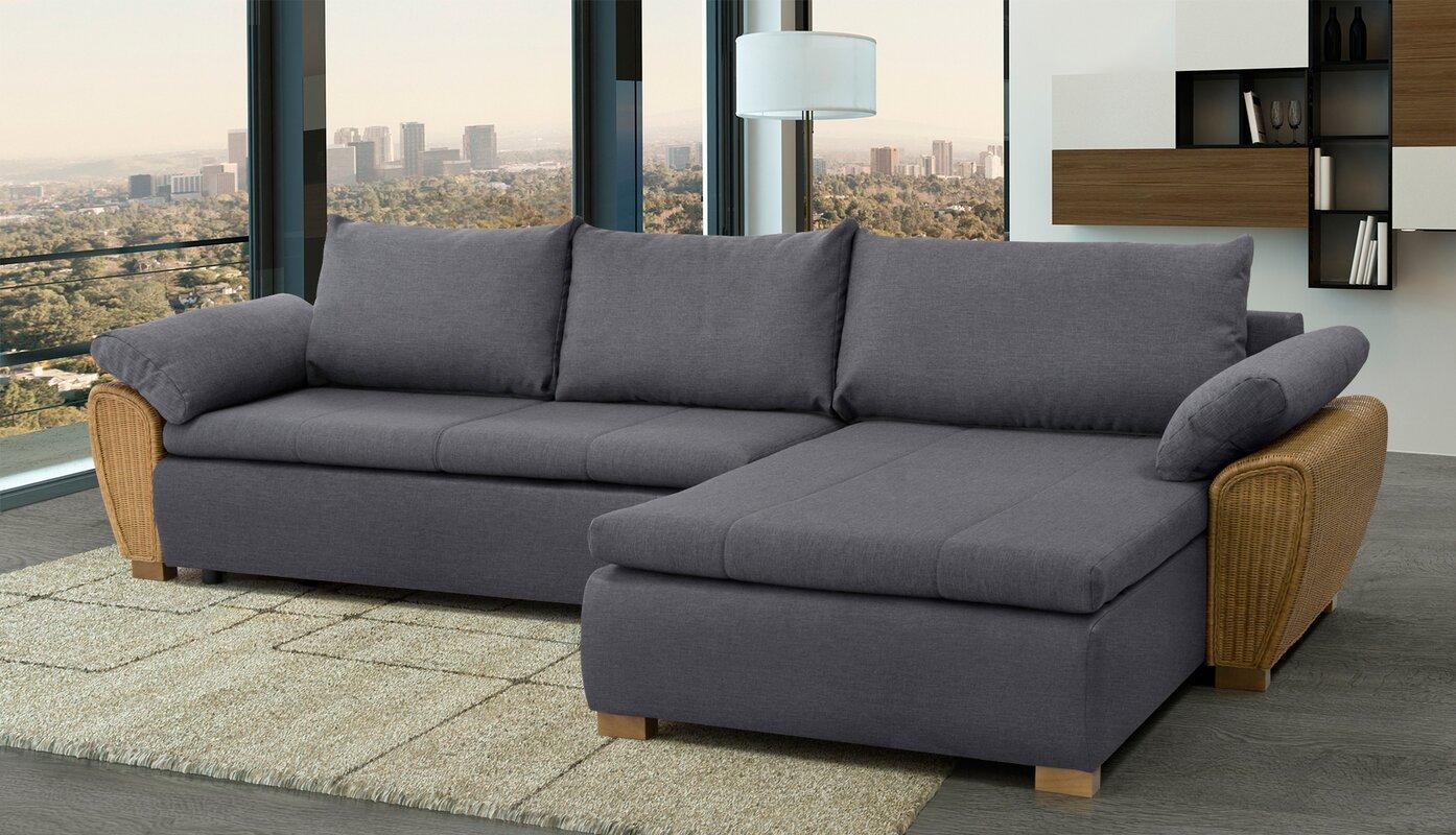 collection ab ecksofa ellenborough mit bettfunktion bewertungen. Black Bedroom Furniture Sets. Home Design Ideas