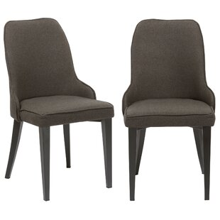 Erasmus Upholstered Dining Chair (Set of 2)