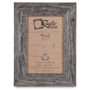 Burham Barn Wood Reclaimed Standard Picture Frame