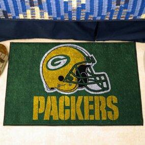 FANMATS NFL - Green Bay Packers Doormat  dcf04f502