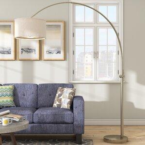 Shop 377 Arched Floor Lamps Wayfair