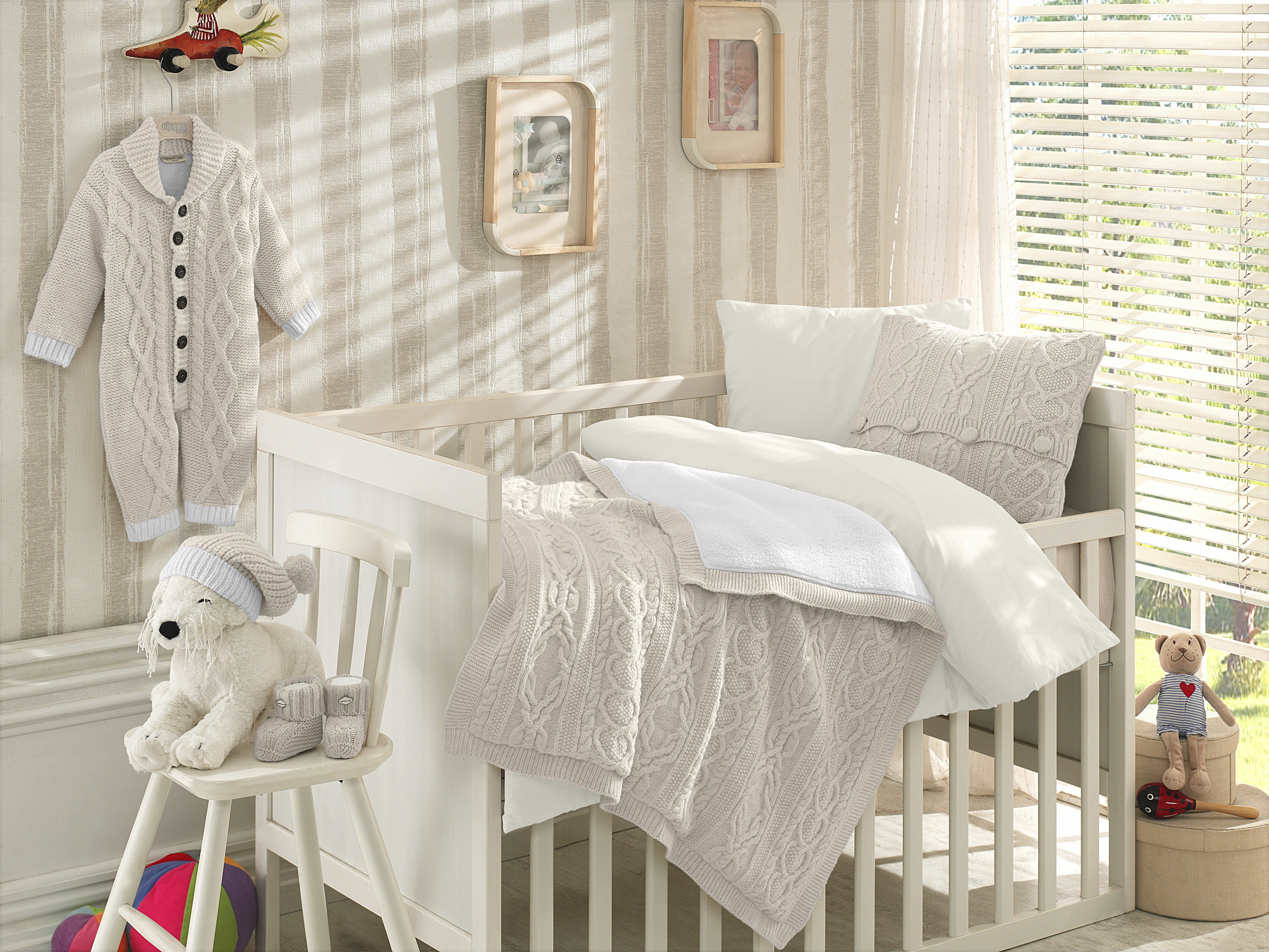 Creedmoor 6 Piece Crib Bedding Set