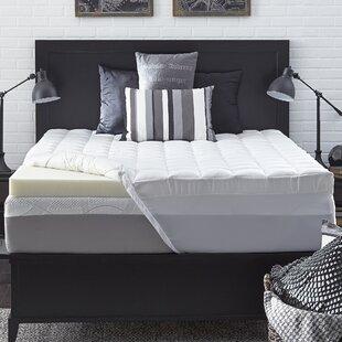 5 inch mattress topper 5 Inch Mattress Topper | Wayfair 5 inch mattress topper