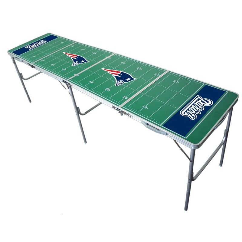 Tailgate Toss Nfl Tailgate Table Amp Reviews Wayfair