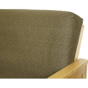 Safari Pebble Box Cushion Futon Slipcover